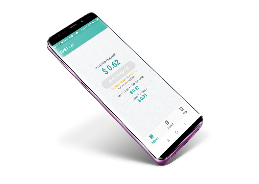 Mobile SMS profit | Make Money Online | Money Maker Android App